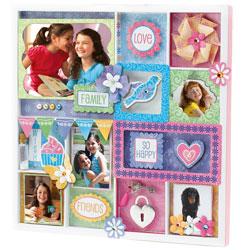 Creativity for Kids Scrapbook Shadowbox Kit