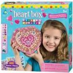 Heart Box Sticky Mosaics