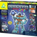 Robots Sticky Mosaics