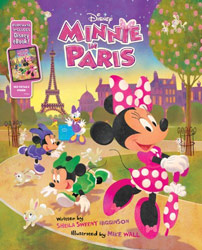Minnie in Paris by Sheila Sweeny Higginson